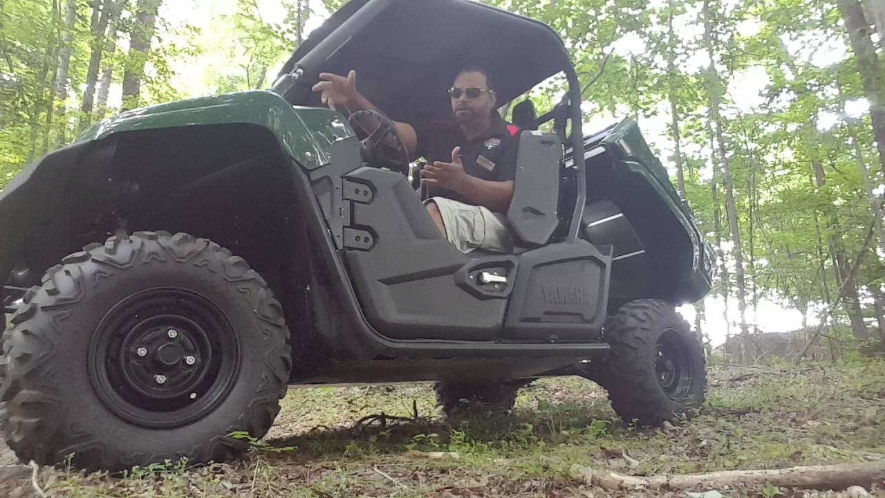Mudd man 39 s take on the yamaha viking 3 seater youtube for Yamaha viking 3 seater