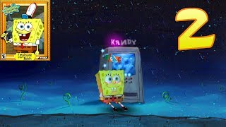 SpongeBob Employee of The Month [PC] - Chapter 2: Hitting Rock Bottom [4K]