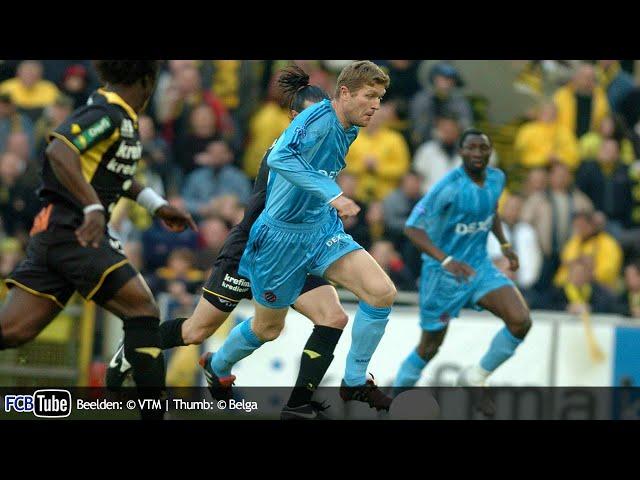 2004-2005 - Beker Van België - 06. Halve Finale - Lierse SK - Club Brugge 0-1