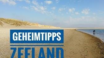 Geheimtipps Zeeland - malerische Städtchen und Traumstrände