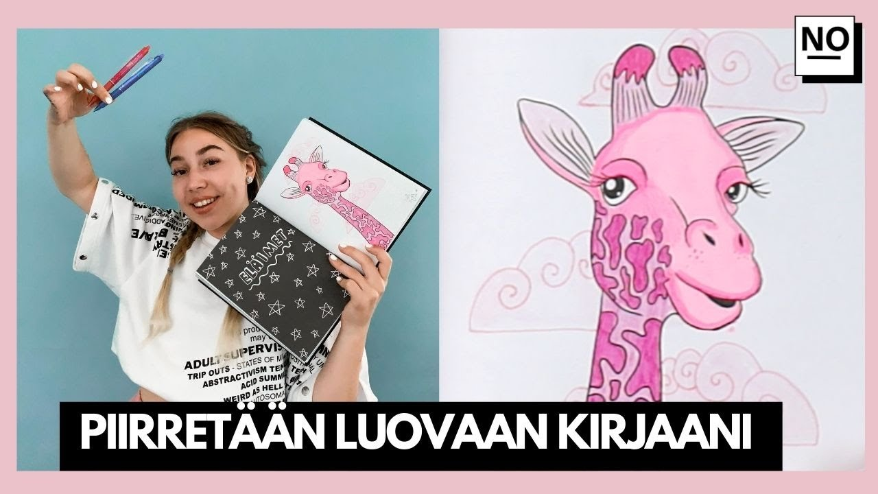 Nelli Orell Luova Kirjani