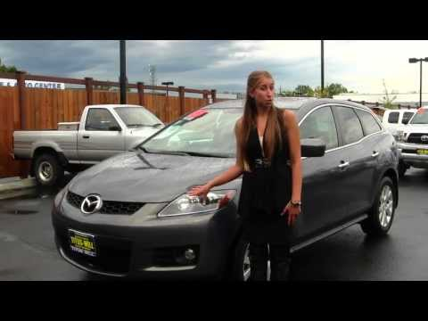 Virtual Walk Around Video of a 2008 Mazda CX 7 at Titus Will Toyota in Tacoma w7184