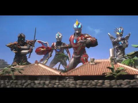 MAD 劇場版ウルトラマンジード つなぐぜ! 願い!! - 絆∞Infinity / Ultraman Geed The Movie Theme Song