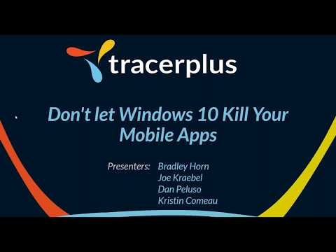 Don't Let Windows 10 Kill Your Mobile Apps - Fix Mobile Device Center