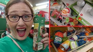 STOCKING STUFFERS AT DOLLAR TREE & TARGET || Christmas Shop With Me 2019