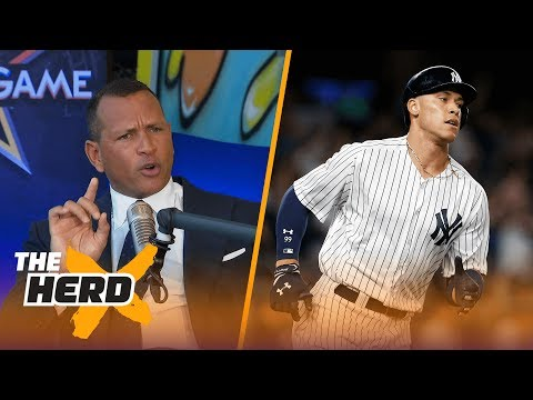 Alex Rodriguez on the Chicago Cubs