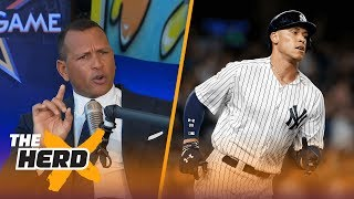 Alex Rodriguez on the Chicago Cubs' struggles, Aaron Judge, the ASG and more | THE HERD