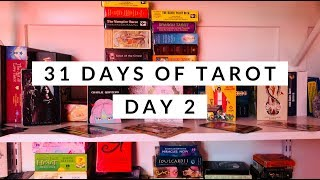 31 Days of Tarot 2019 - Day 2