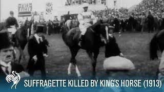 Emily Davison (Suffragette) killed by King