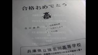 兵庫県立猪名川高校 卒業生の皆様へ