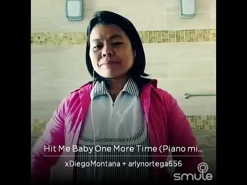 Baby one more time by:Aileen and Diego