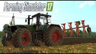 Farming Simulator 17 W pogoni za kasą #10 Wywóz słomy na gospodarstwo i orka ;)