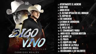 Martín Castillo - Sigo Vivo ( Disco Completo 2018 )