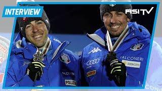 Pellegrino e De Fabiani: