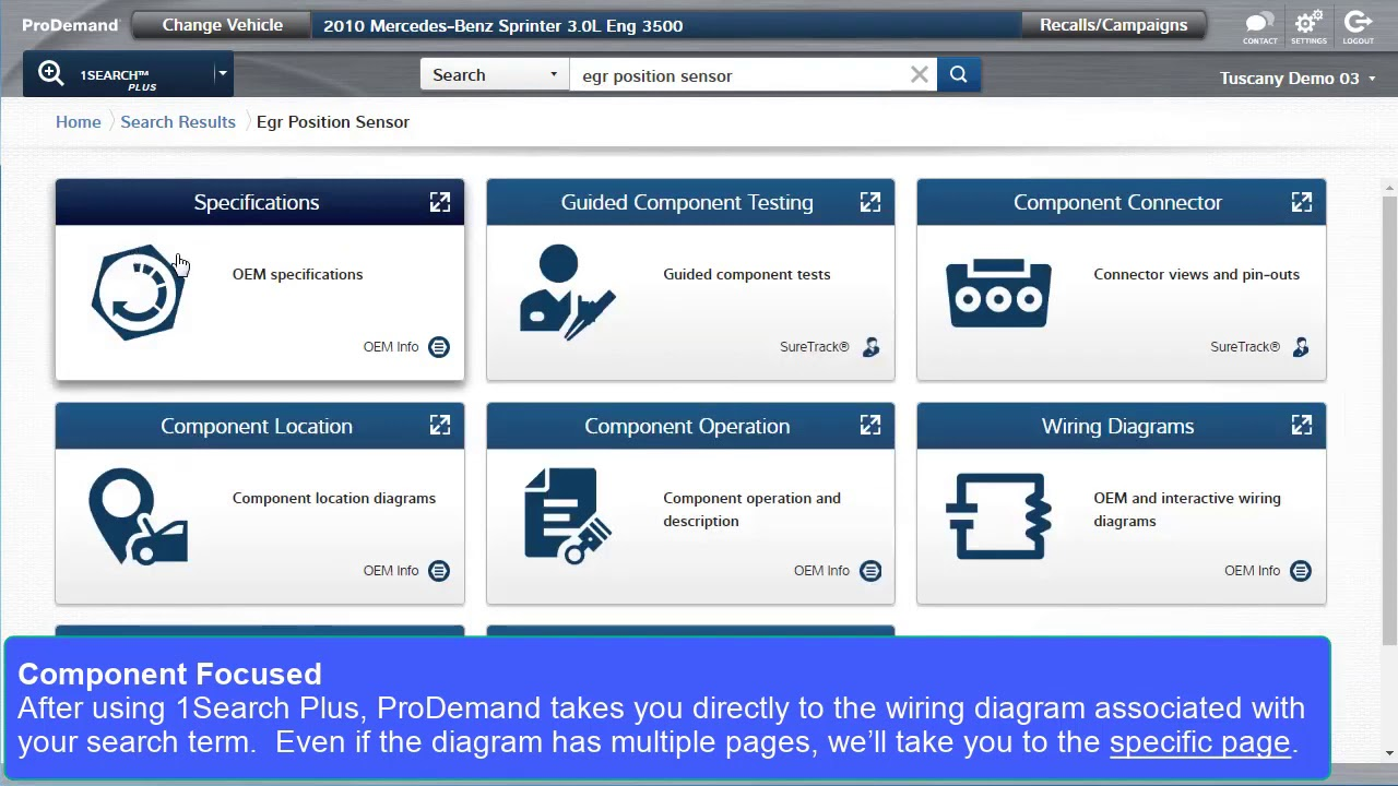 Prodemand Interactive Wiring Diagrams 2020