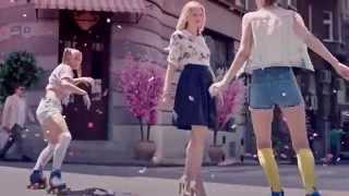 Реклама Глория Джинс Gloria Jeans август 2015