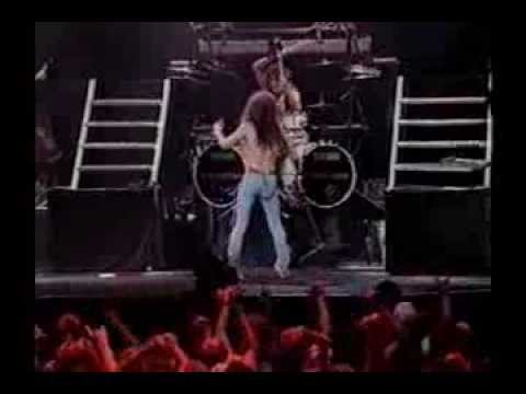 Firehouse - Don't Treat Me Bad - Live In Lafayette - 1991 - Part 2