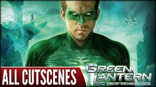 Green Lantern: Rise of the Manhunters (PS3) - All Cutscenes