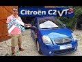 SERIAL DRIVER : essai Citroën C2 VTS