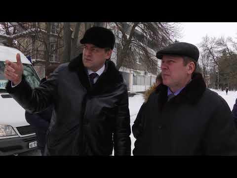 2018 03 01 Глава Администрации с объездом на Донском