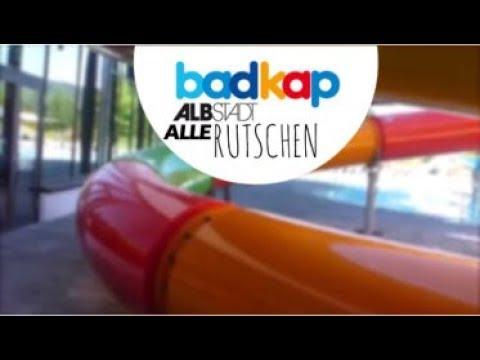All big Slides at Badkap Albstadt