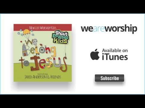 New Life Worship Kids   Never Be Shaken
