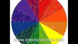 Interior Dezine in a Minute - Color Schemes from Color Wheel