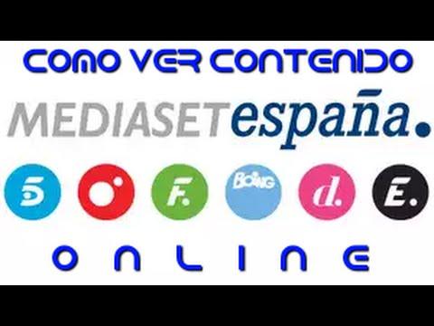 Mediaset online con mi tele - Cuatro y Telecinco - Cuarto Milenio ...
