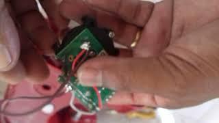 LM assistência técnica consertando batedeira cadence