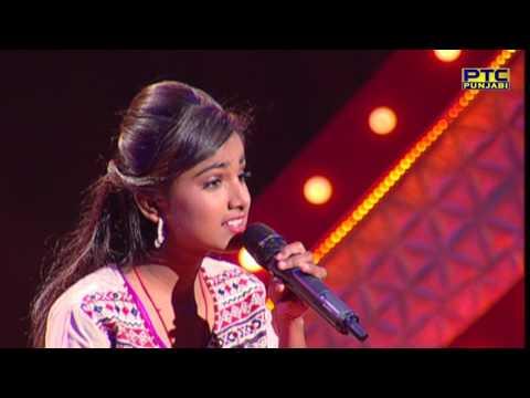 RITU singing MERE HATHAN DIYAAN LAKEERAN | Feroz Khan | Voice Of Punjab Season 7 | PTC Punjabi