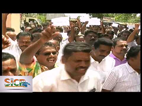 Siege of Sub Registration Office in Madurai