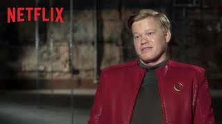 《黑鏡》– 花絮:聯邦星艦卡里斯特 – Netflix
