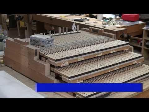 Restauratie orgel Oude Kerk Amsterdam vlog #9