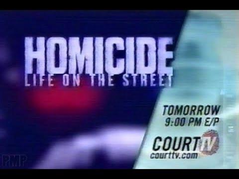 Homicide The Movie (TV) [2000] Yahpet Kotto