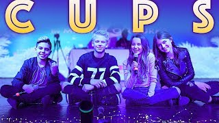 """Cups (Pitch Perfect's """"When I'm Gone"""") - LIVE at Rock Your Hair Concert"""