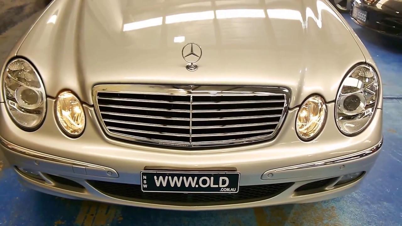2005 Mercedes Benz E350 - YouTube