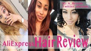 AliExpress Hair Review (Haul) | New Star