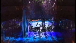 """В. Целебровский, """"Сон в Летнюю Ночь""""  Б.Бриттен, II акт."""
