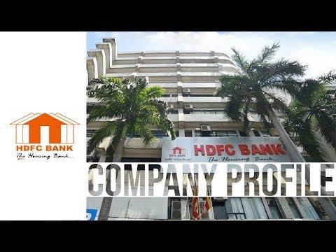 Housing Development Finance Corporation Bank of Sri Lanka.  HDFC Company Profile