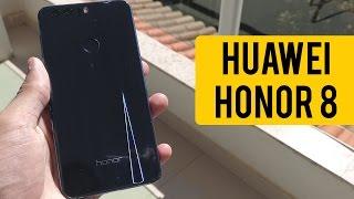 Huawei Honor 8 - O FANTÁSTICO DA HUAWEI por R$1100! [Primeiras Impressões]
