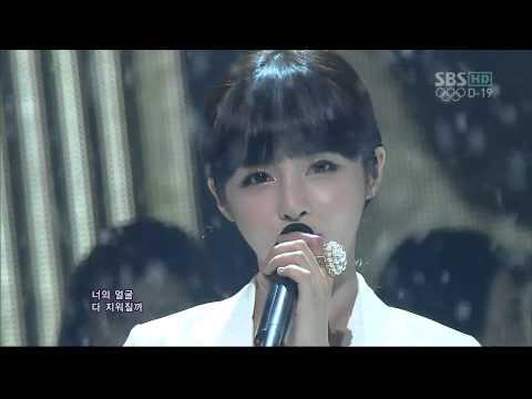 T-ARA (티아라) - Don't Leave (떠나지마) SBS Inkigayo Comeback Stage