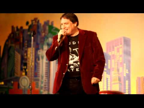 Steven Pearl & The Dinosaurs of Comedy @ The Punchline SF; Rosie, St. Patrick's Day, Irish song