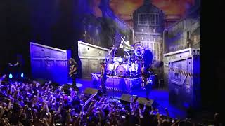 Скачать Accept Die By The Sword Live Tom Brasil Sao Paulo Brazil 2017