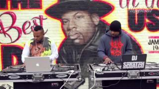 Jam Master Jay Tribute feat TJ Mizell x DJ Scratch