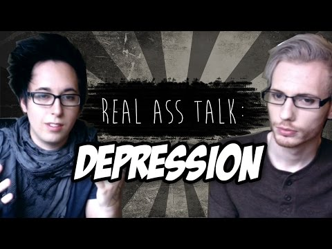 Depression (feat. AhoyNateo): Real Ass Talk [Episode 9!]