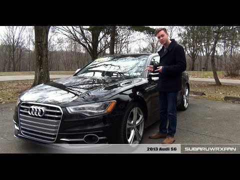 Review: 2013 Audi S6