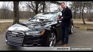 Audi S6 2013 Videos