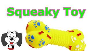 Dog Squeaky Toy -  Sounds that attract dogs HQ Sound