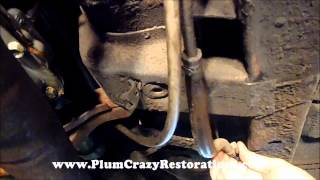 1967 Ford Mustang GTA - Lower Mechanical Inspection