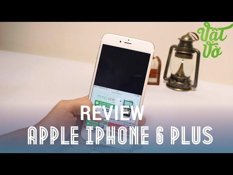 [Review dạo] Đánh giá chi tiết iPhone 6 Plus